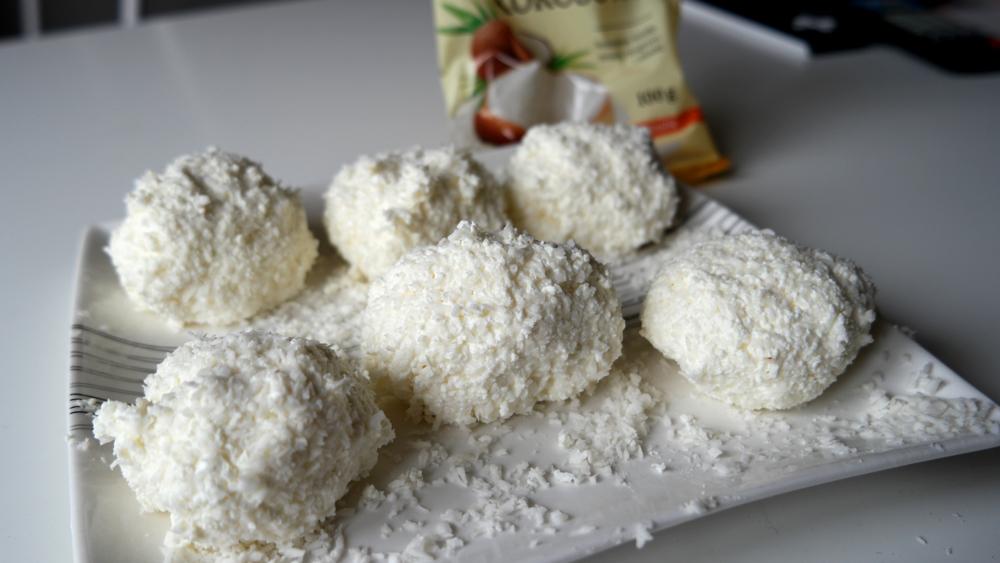 Proteinowe Kokosanki