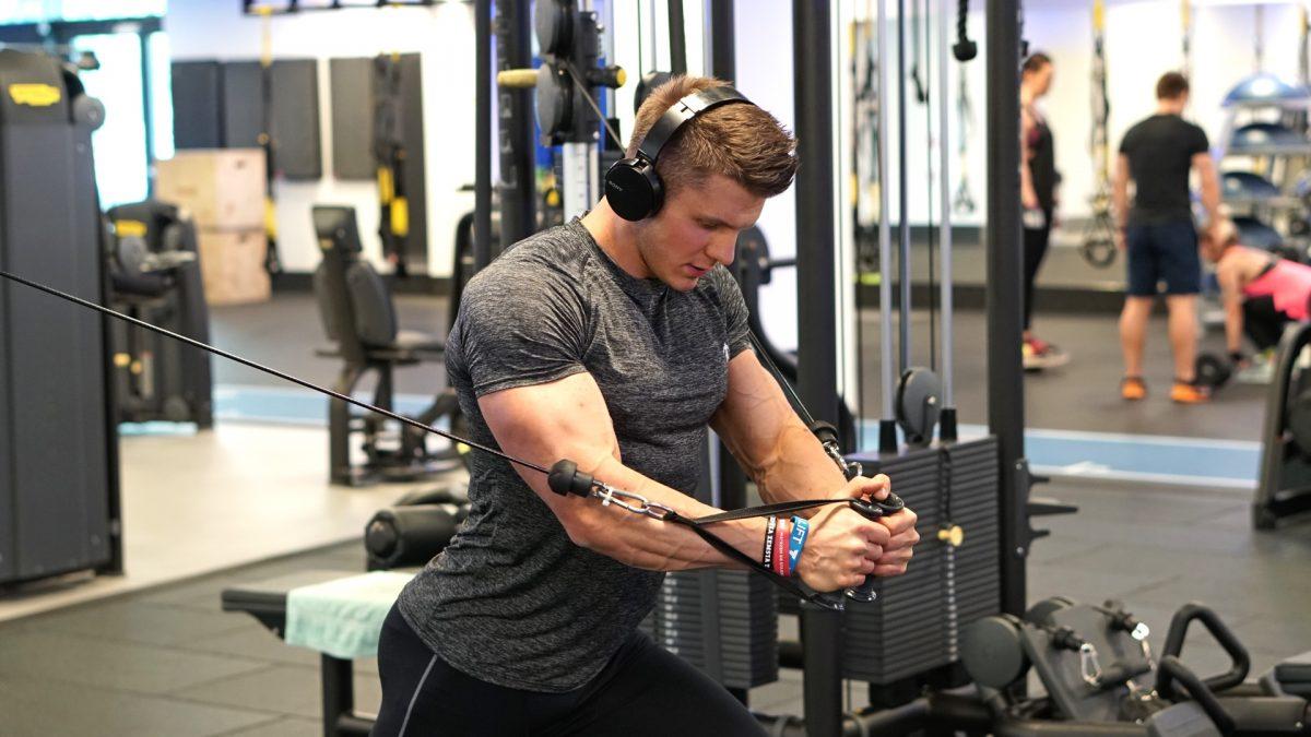 Trening jakościowy – Podczas budowania masy mięśniowej