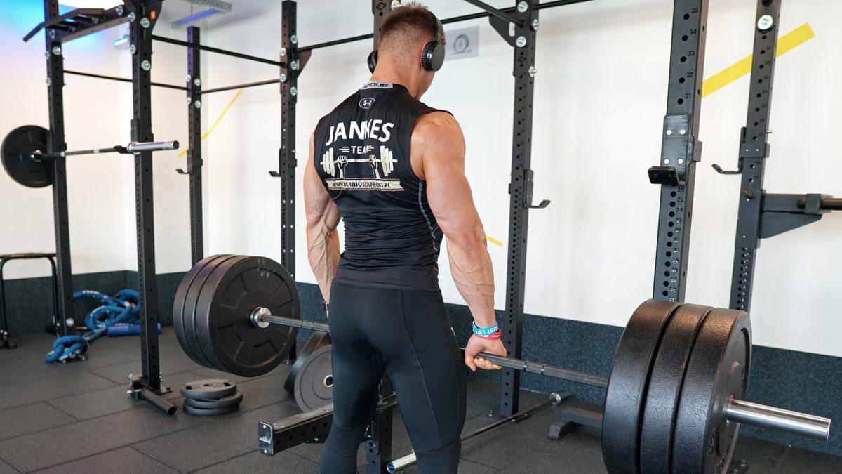 Dziennik treningowy na siłowni