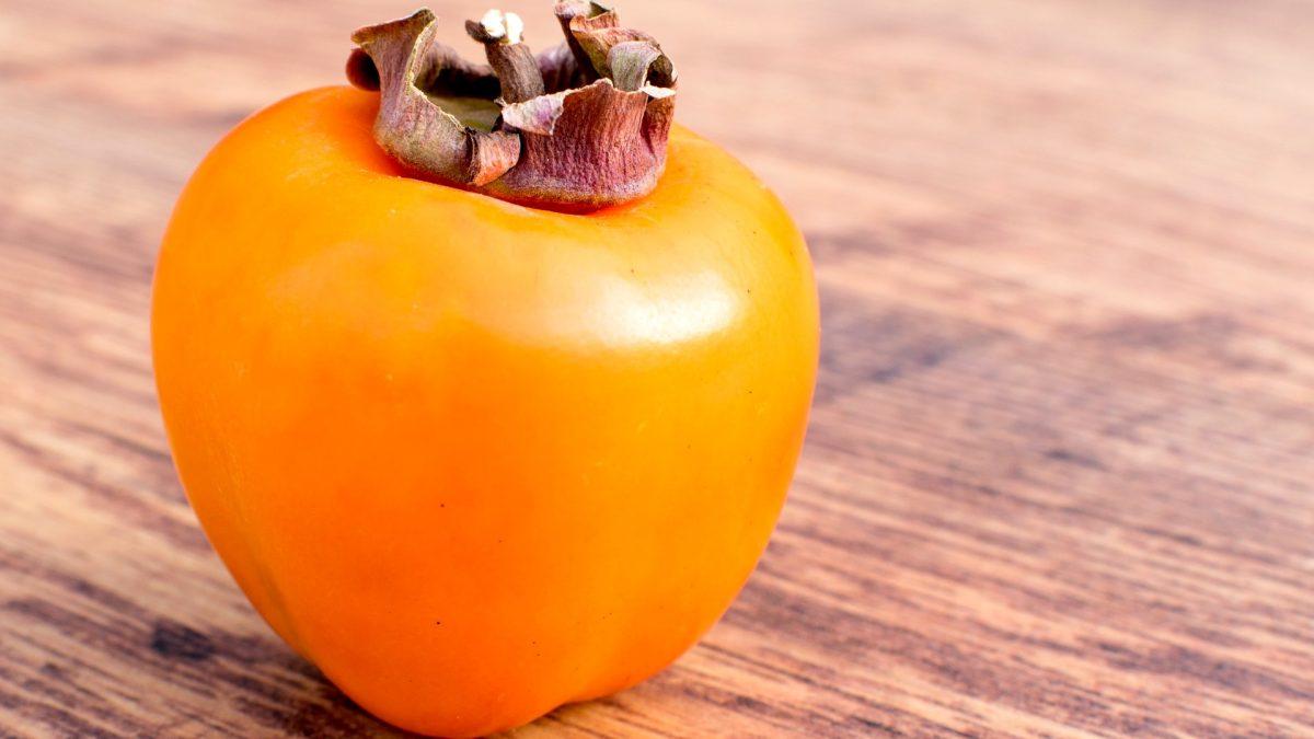 Kaki (persymona) – wartości odżywcze