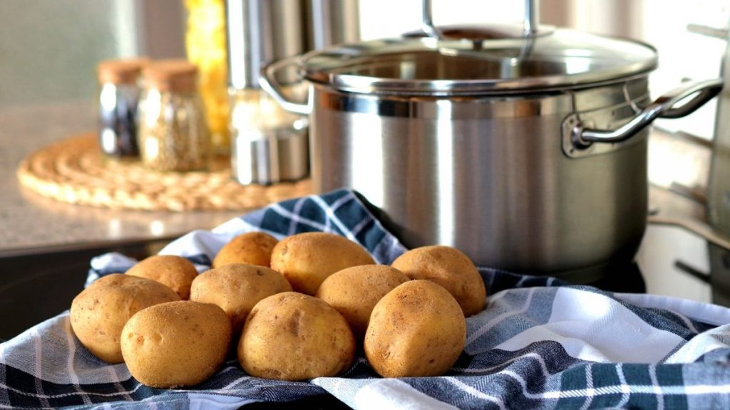 Czy ziemniaki powodują tycie