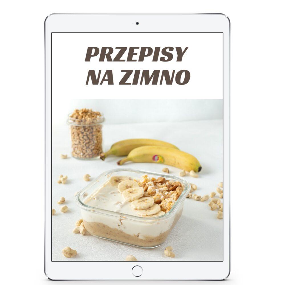 Przepisy na zimno - ebook